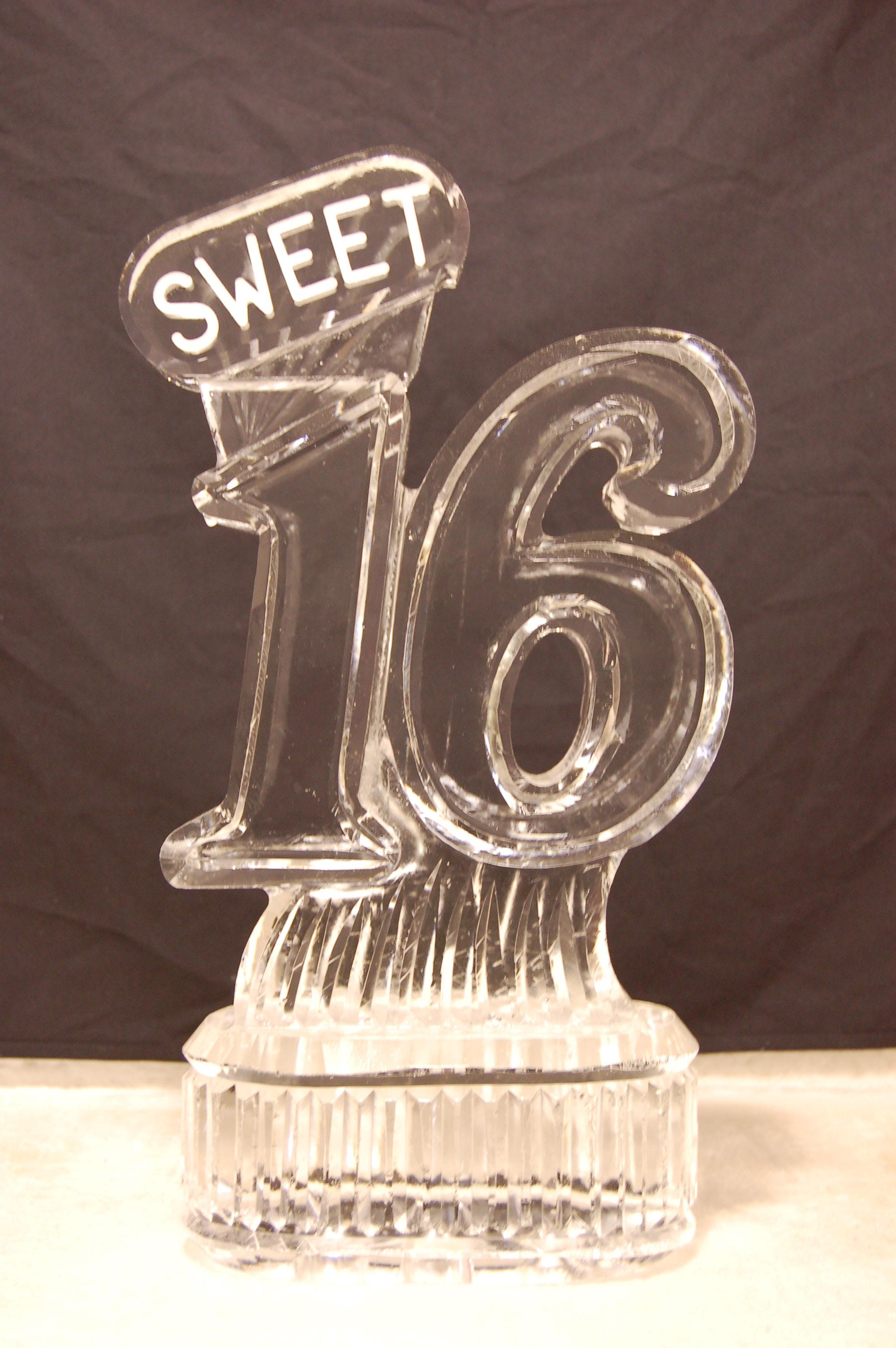 Sweet Sixteen Centerpiece
