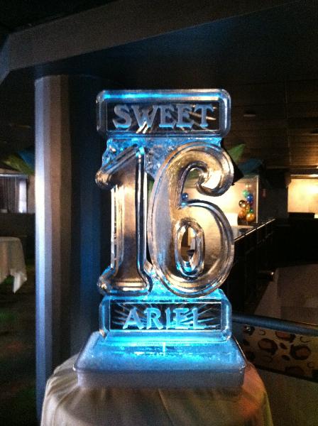Sweet 16 in Blue