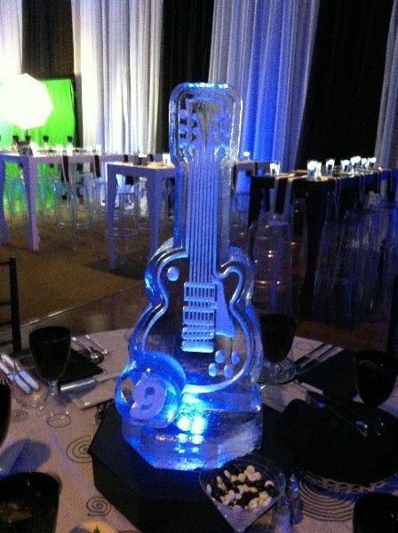 Guitar Centerpieces