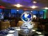 Globe Centerpieces