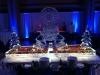Christmas Theme Raw Bar with Logo