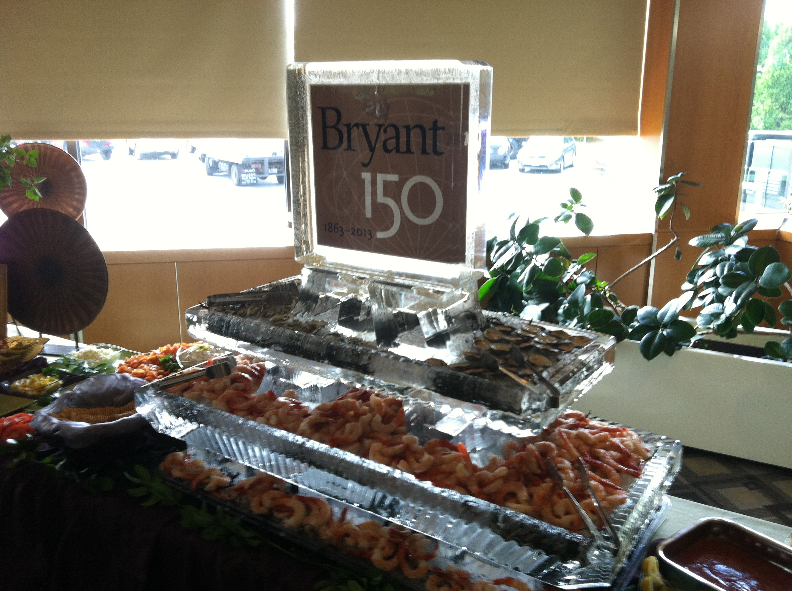 Bryant Two Tier Custom Raw Bar