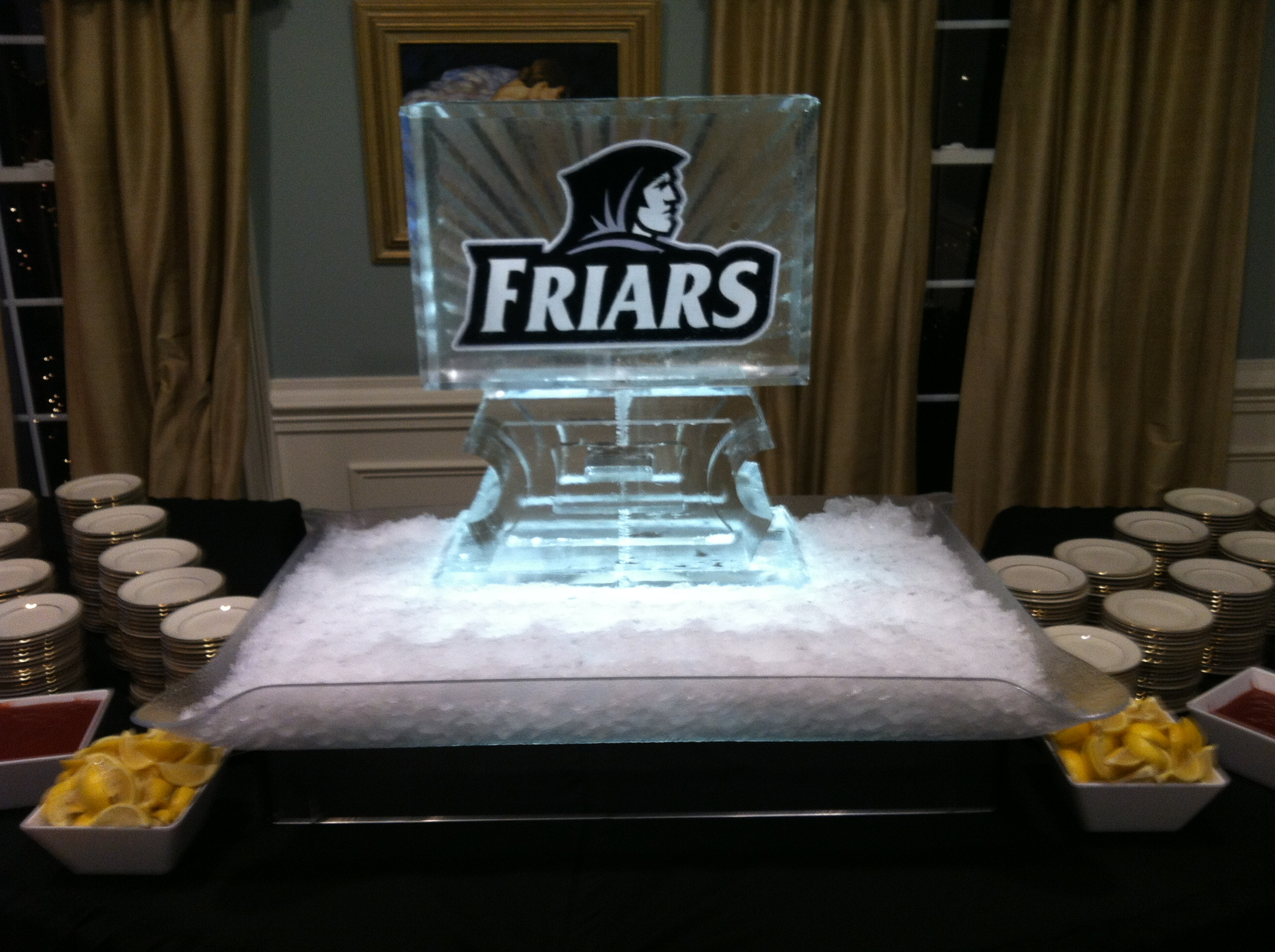PC Friars Logo