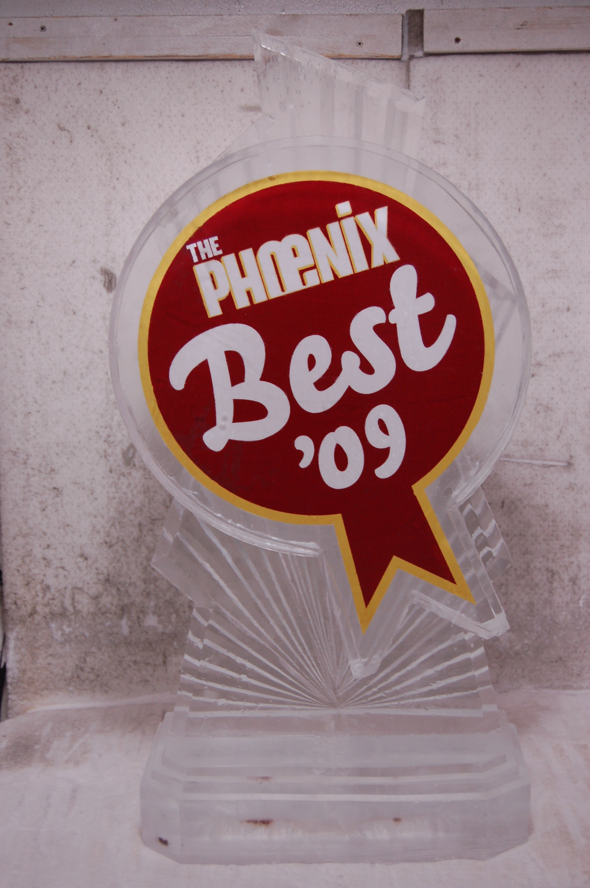 Phoenix Best of Logo