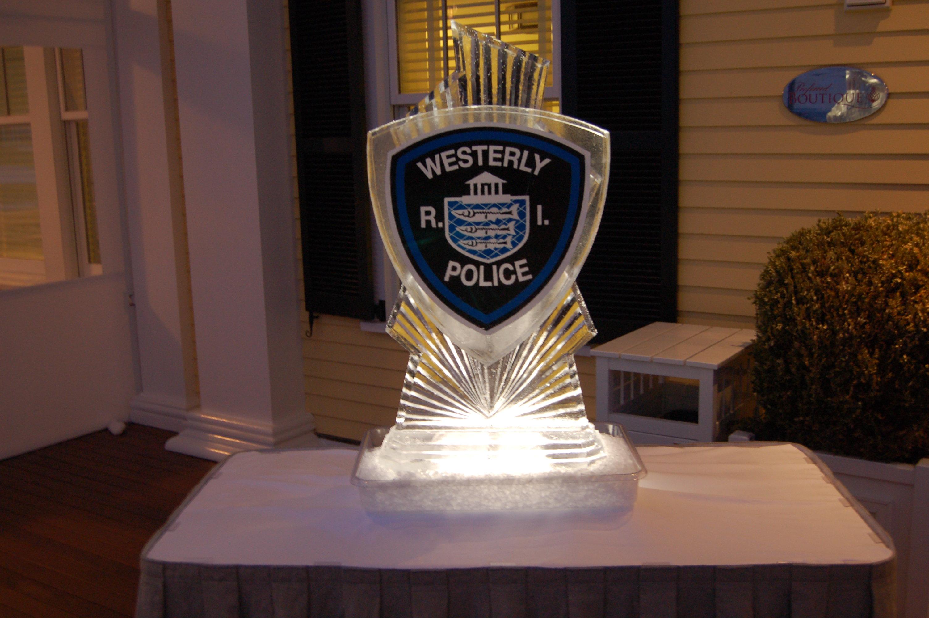 Westerly Police Logo