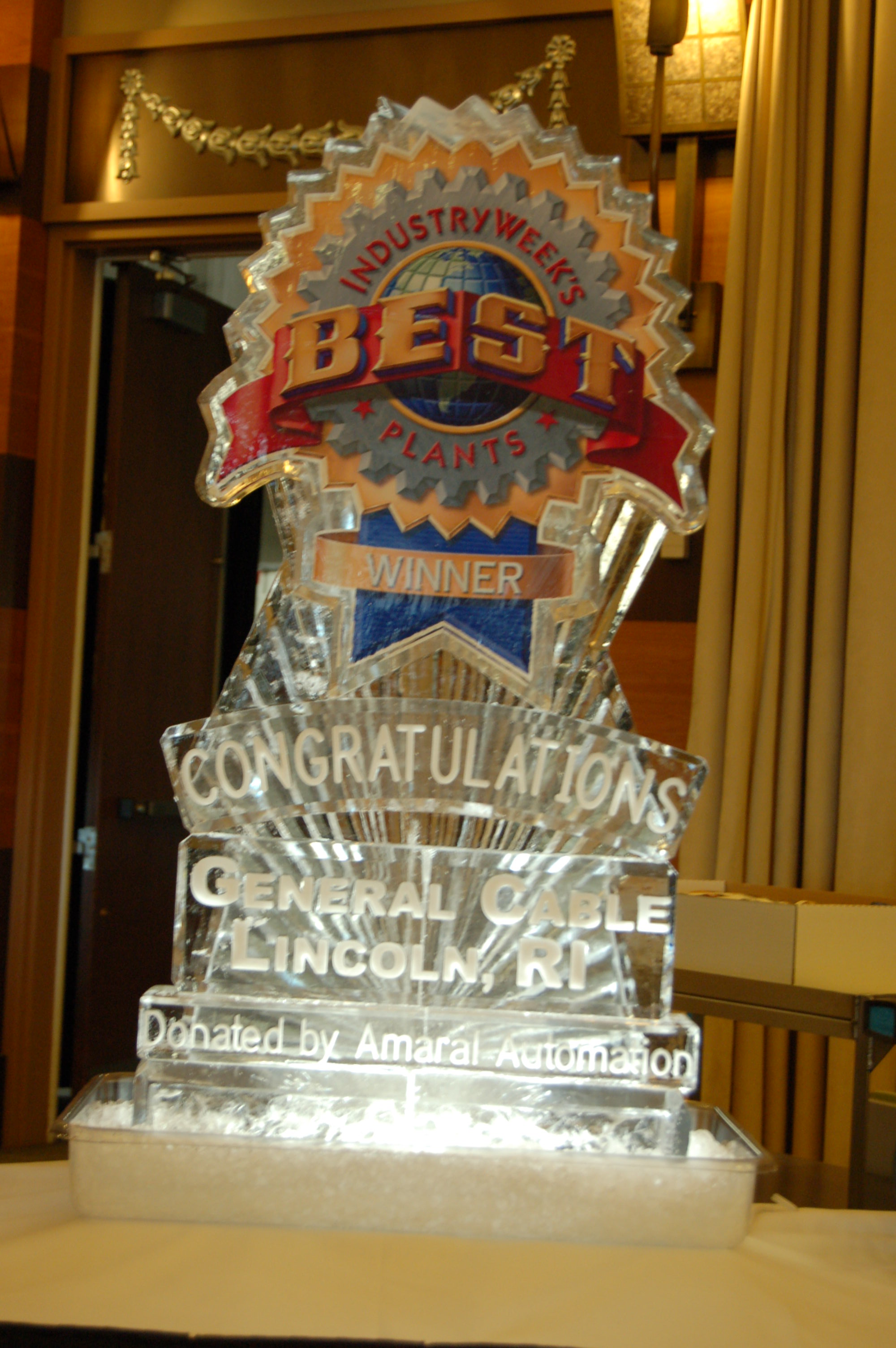 General Cable Best Award