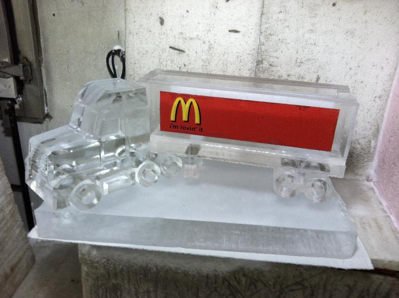McDonald's Tractor Trailer