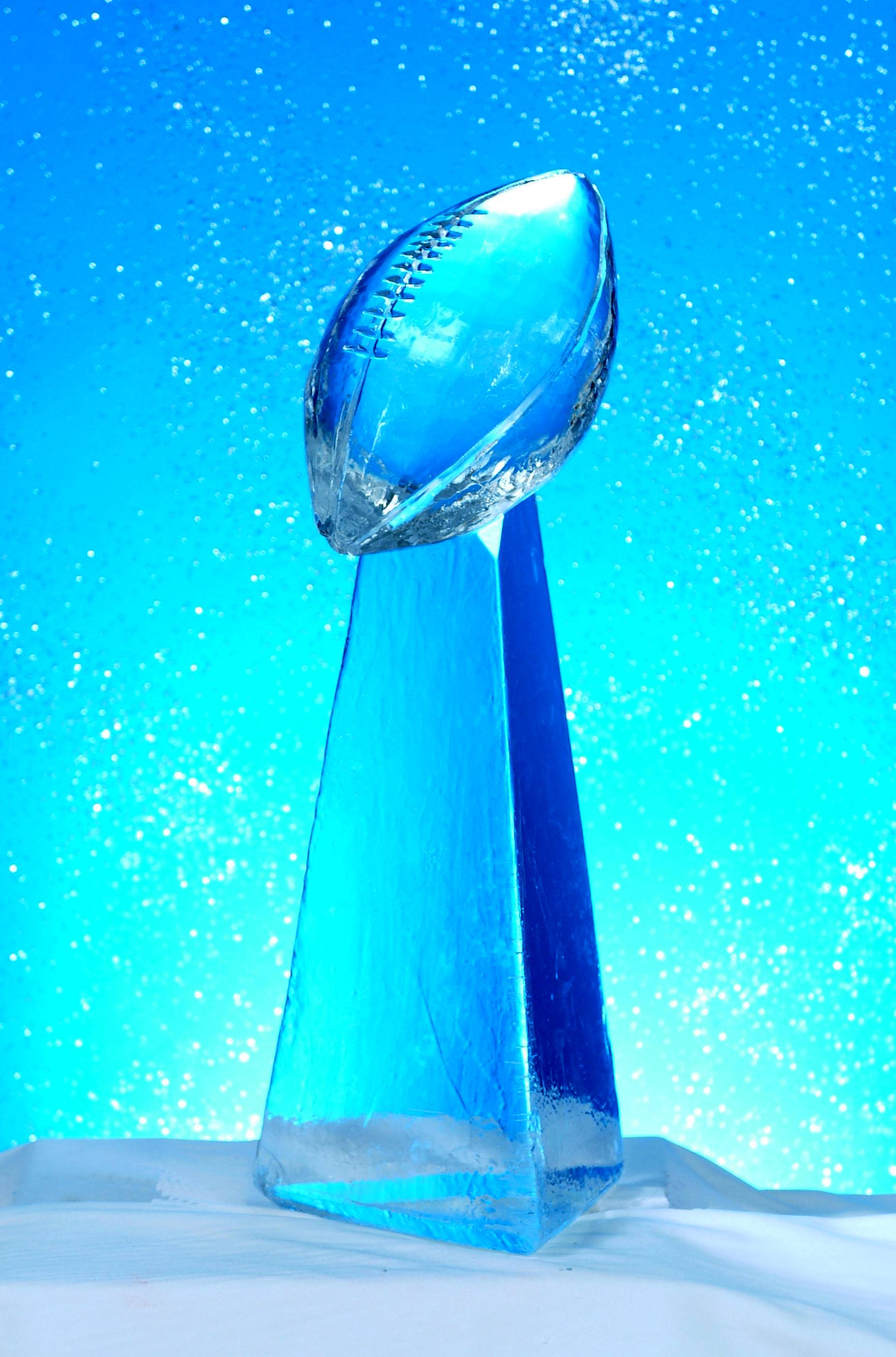 The Lombardi Trophy