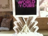 The World is Yours Logo