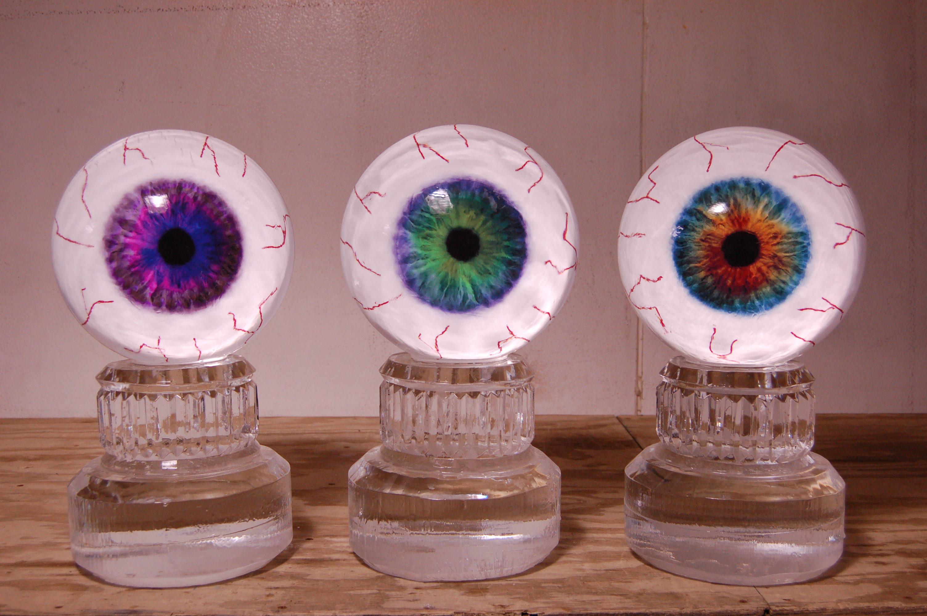 Eye Ball Centerpieces