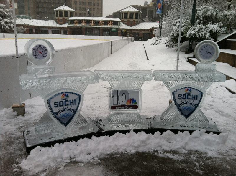 NBC Ice Desk