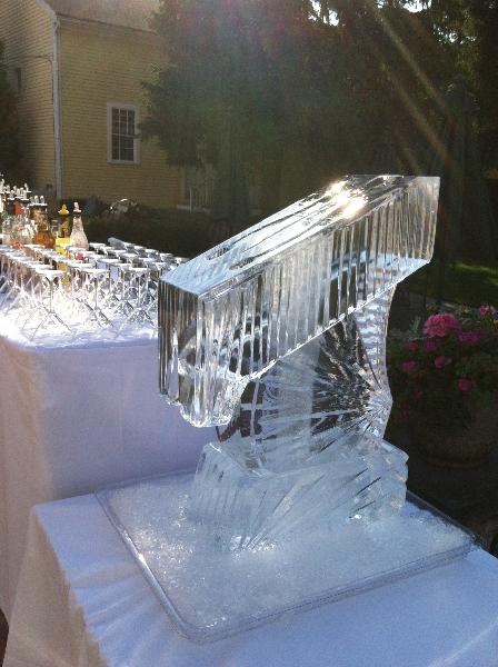 Standard Glass Pour Luge