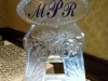 Custom Monogram Tube Luge