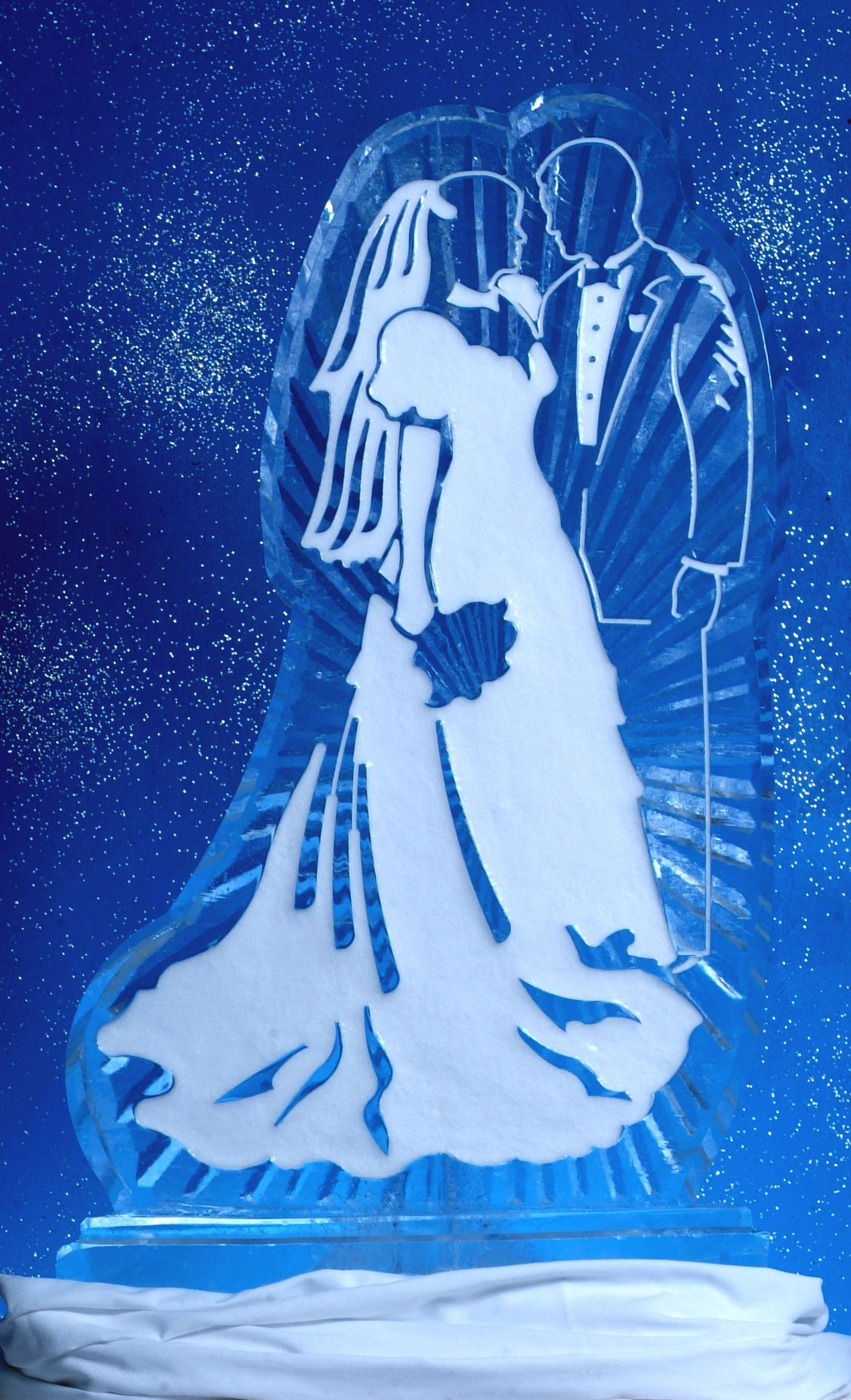 Snowed Couple