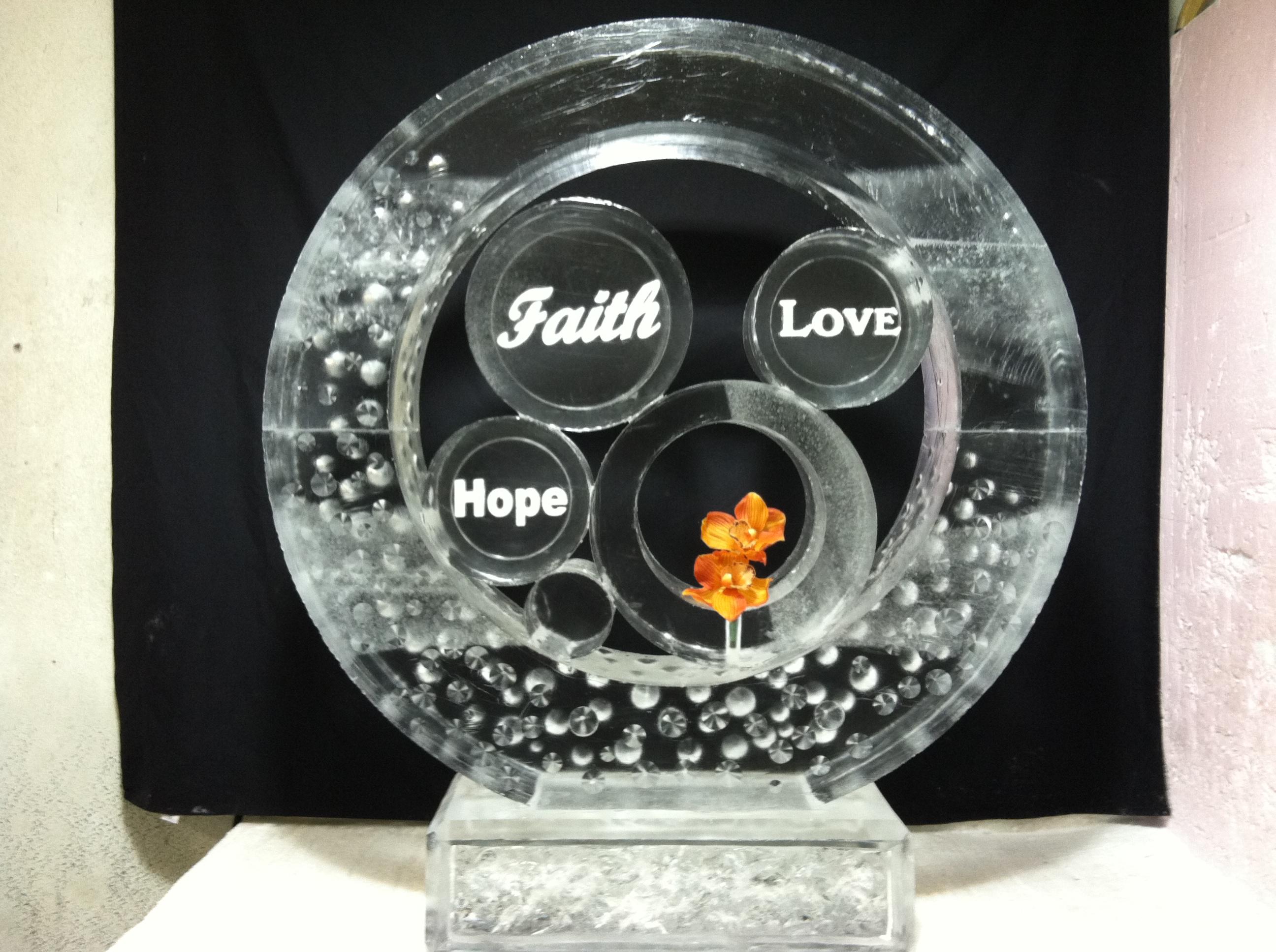 Cirlce of Faith, Hope, & Love